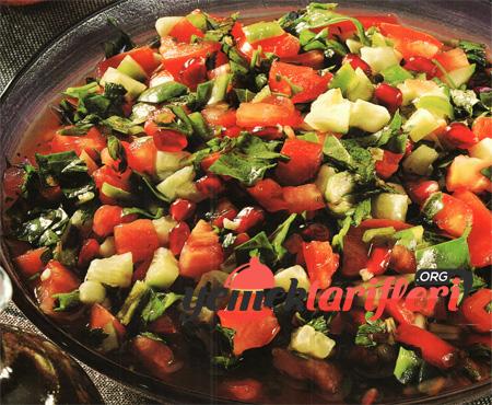 bostana-salatasi