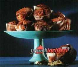 Çikolatalı Mini Kek Tarifi