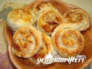 Patatesli Gül Böreği Tarifi