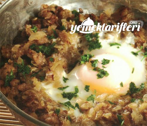 kiymali-yumurta