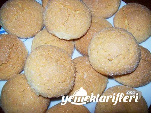 toz sekerli kurabiye