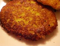 Patates Köftesi