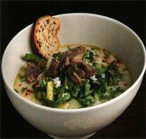 İran Usulü Yoğurt Çorbası