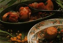 Şalgamlı Ispanak ve Domates