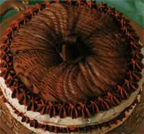 Fındıklı Çikolatalı Armutlu Tart
