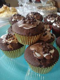 Çikolatalı Muffin