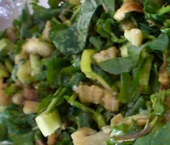 rokalı patlıcan salatası