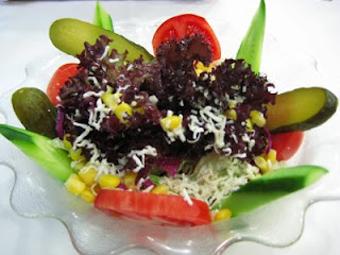 yayla salatası