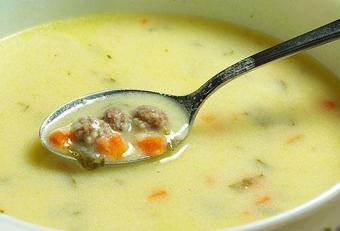 Köfteli Sebze Çorbası
