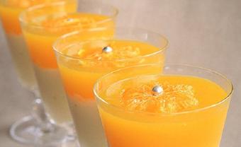 portakal kaşık tatlısı