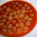 Etsiz Topalak Çorbası