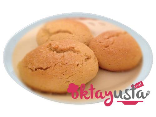 toz şekerli kurabiye