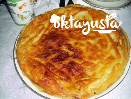 peynirli alt üst böreği