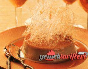 Kahveli Krem Karamel Tarifi