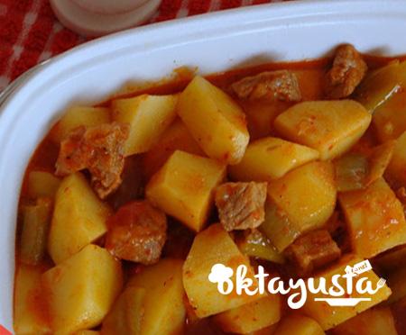etli-patates-yemegi