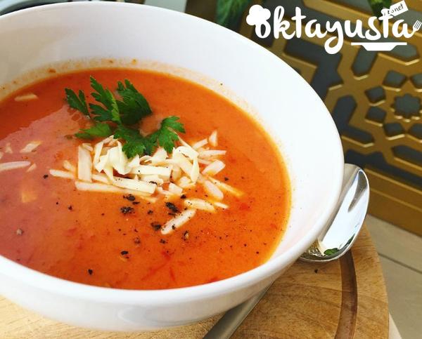 Domates Çorbası Tarifi » Oktay Usta Yemek Tarifleri
