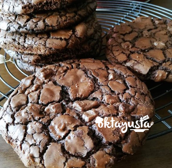 brownie kurabiyeler