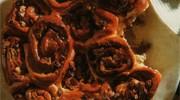 Çikolatalı Cevizli Rulo Tatlısı